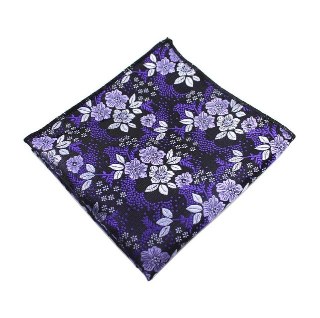 Silk Woven Pocket Square