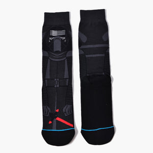 Star Wars Kylo Ren Socks