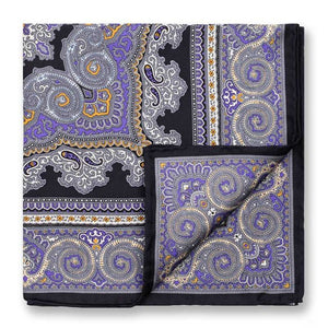 Luxury Silk Pocket Square
