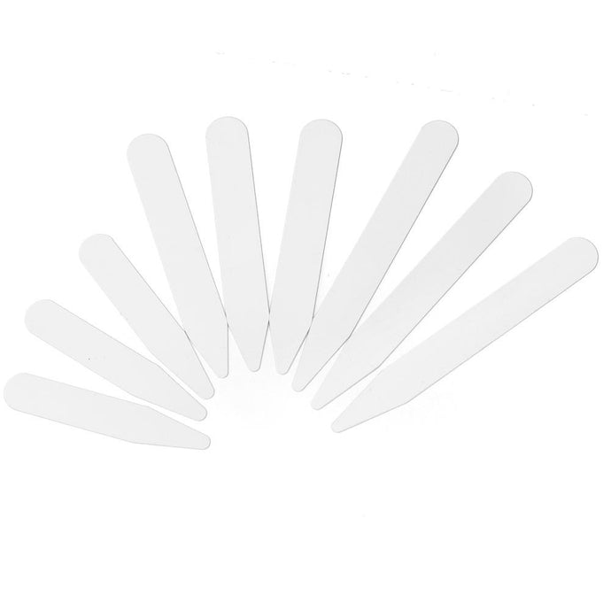200 Piece Set Of Plastic Collar Stays