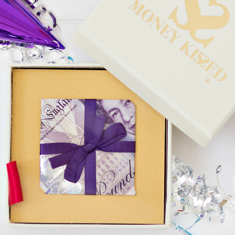 £20 New Driver's Present made using Real Money presented in a Luxury Gift Box