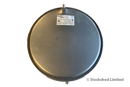 43000318 KaMo 8 Litre Flat Expansion Vessel