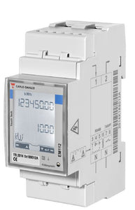 EM112 DIN - 1 Phase Electricity Meter 100A MID Certified | M-Bus Output