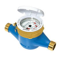 "BMeters 1/2"" BSP (15mm) GMDM-i Multi Jet Cold Water Meter. S15MJC."