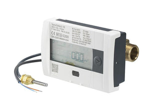 "1/2"" BSP Danfoss SonoSelect 10 Cooling Meter. qp 1.5m3/hr. Mbus + Pulse In."