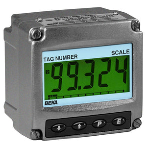 BEKA BA324G-SS Loop Powered Indicator - 5 Digit