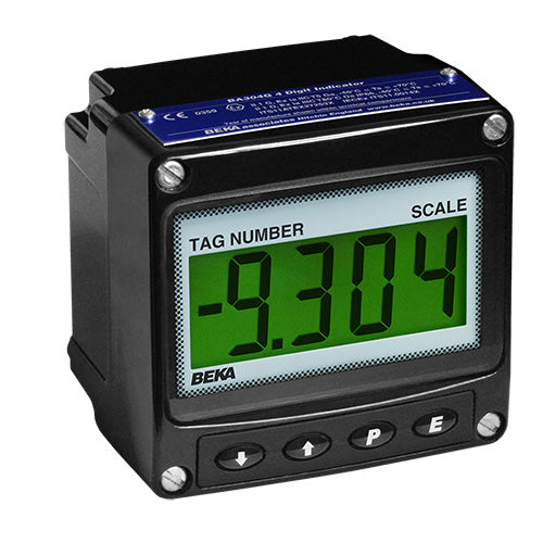 BEKA BA304G Loop Powered Indicator - 4 Digit