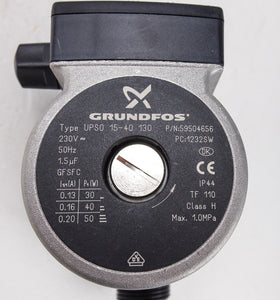 Grundfos UPS0 15-40 130 Replacement Pump