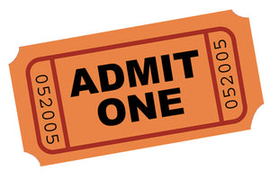 Admission eTickets