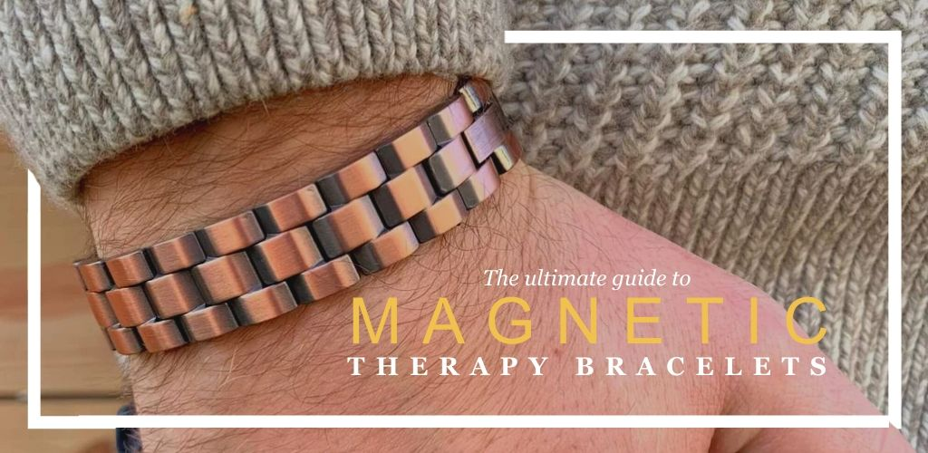 The Ultimate Guide to Magnetic Therapy Bracelets