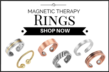 Magnetic Therapy Rings | MagnetRX | Healing Wellness Magnets