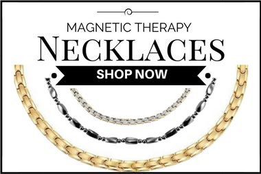 Magnetic Therapy Necklaces | MagnetRX | Healing Wellness Magnets