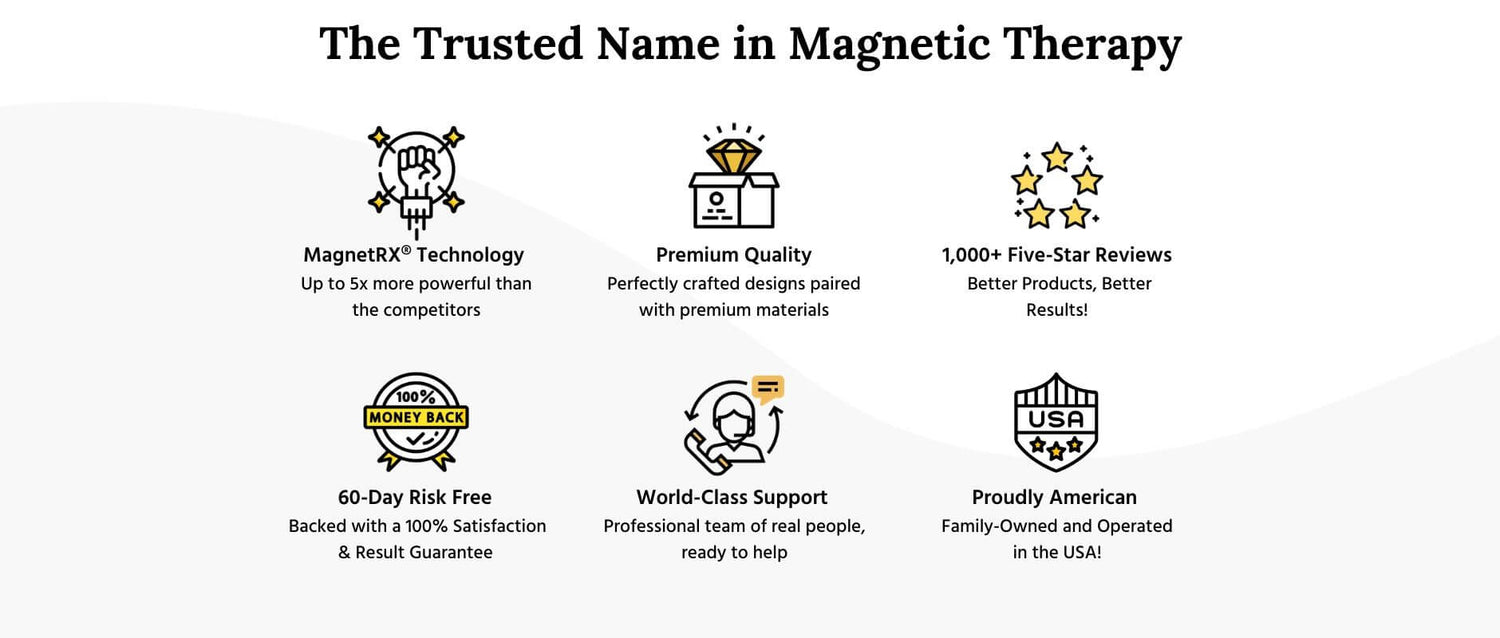 Magnetrx best magnetic therapy
