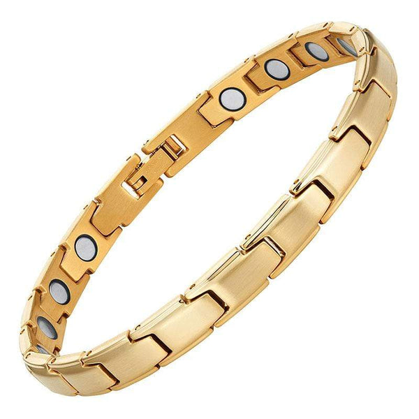 Magnetic Bracelet Women's Elegant Magnetic Therapy Bracelet Thin Chain MagnetRX