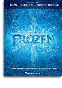 Frozen: Music From The Motion Picture Soundtrack (Big-Note Piano)