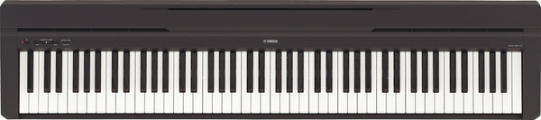 (N) Yamaha P45 digital stage piano - black