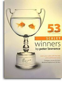 Peter Lawrence: Scaley Winners Treble Clef Scales