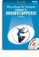 Guest Spot Playalong For Trumpet: Today's Showstoppers
