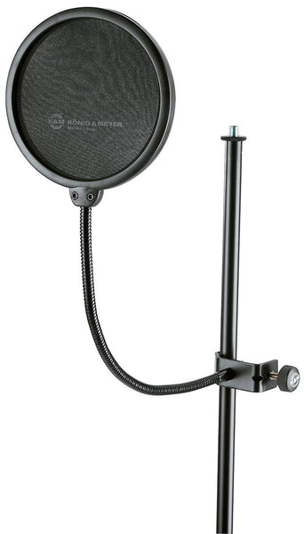 K&M (23956) Popkiller Microphone Pop Shield