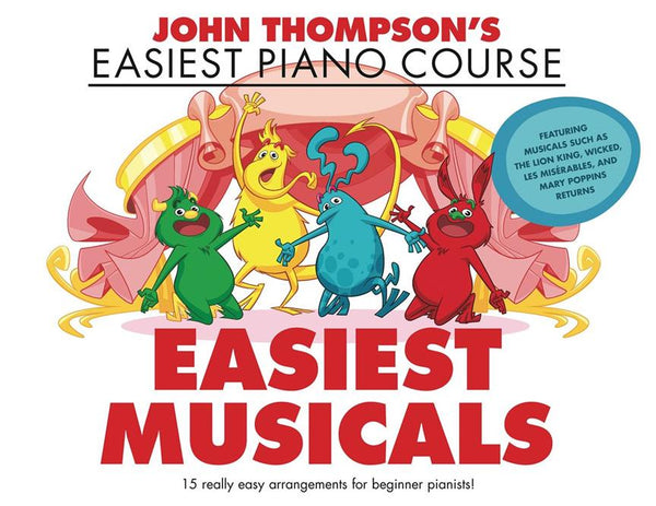 John Thompson's - Easiest Musicals