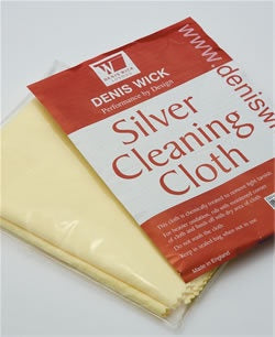 Denis Wick silver cleaning cloth