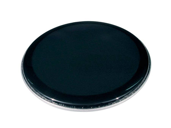 "Double Ply 22"" Black Bass Drum Head / Skin"