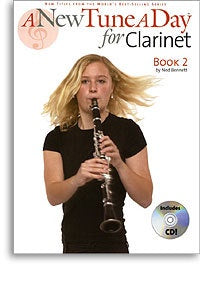 A New Tune A Day: Clarinet - Book 2 (CD Edition)
