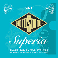 Rotosound (CL1) Ball Ended Superia Classical Guitar strings - Normal Tension