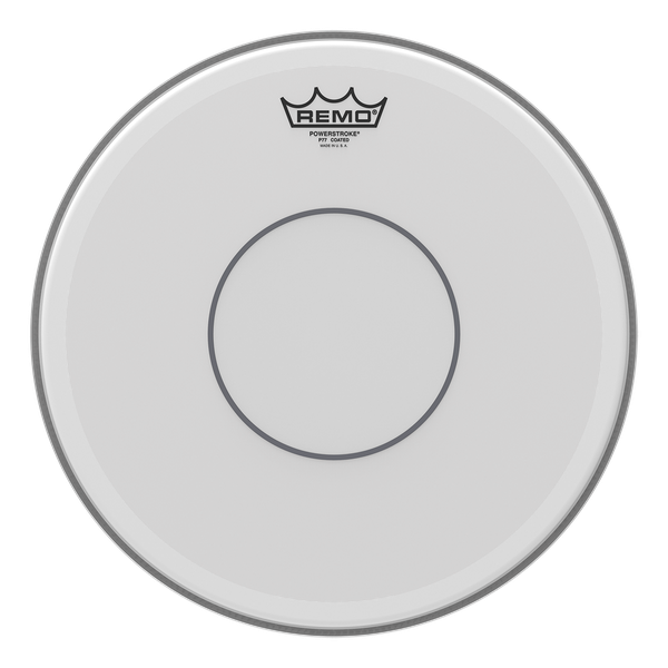 "Remo 14"" Coated Powerstroke 77 Snare Drum Head / Skin"
