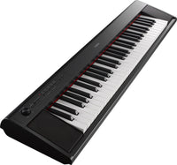 Yamaha (NP12) Piaggero piano keyboard - Black