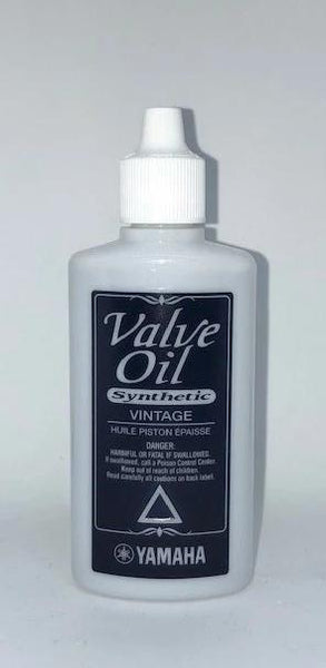 Yamaha (AVO-V) 60ml Synthetic Valve Oil - Vintage