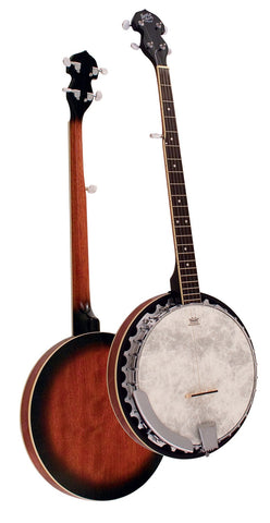 Barnes and Mullins (BJ300) G / 5 string banjo