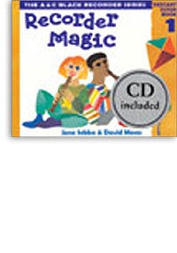 Recorder Magic: Descant Tutor Book 1 (Book/CD)