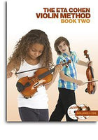 Eta Cohen: Violin Method Book 2 (Sixth Edition)