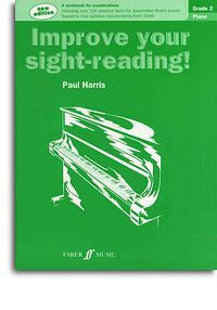 Paul Harris: Improve Your Sight-Reading! - Grade 2 Piano (2009 Edition)