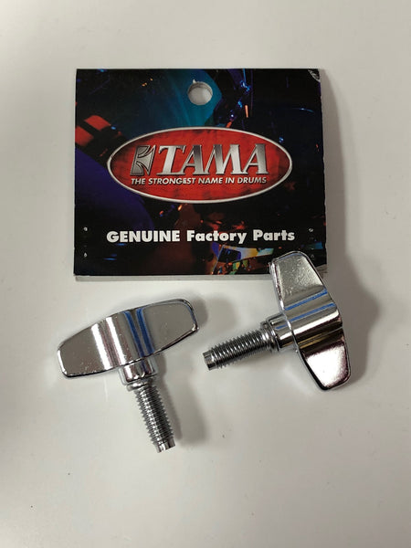 Tama (TS820P) M8 x 20mm T-Bolts / Wing Bolts - Pack of 2