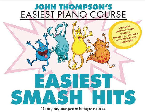 John Thompson's - Easiest Smash Hits