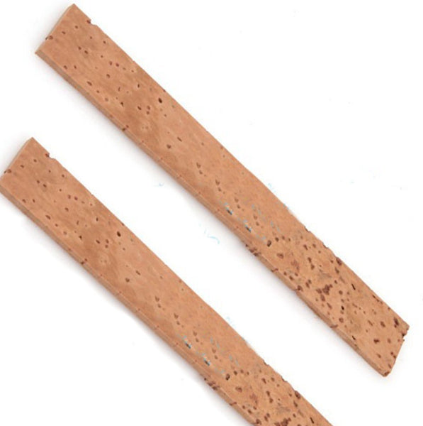 2 x cork strip for clarinet joints