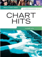 Really Easy Piano: Chart Hits Vol. 2 (Spring/Summer 2016)