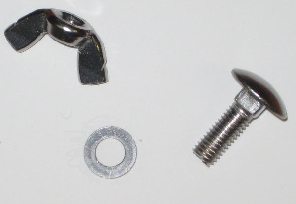 Replacement music stand bolt & wingnut