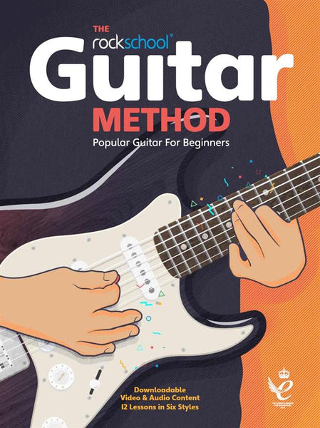 The Rockschool Guitar Method