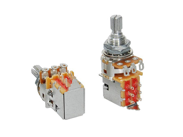 Alpha Push-Pull 500K Audio / Logarithmic Potentiometer