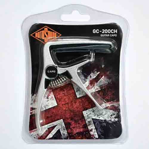 Rotosound (GC-200-CH) Acoustic / Electric Guitar Capo