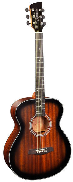 Brunswick (BF200TB) Grand Auditorium Acoustic Guitar - Tobacco Burst