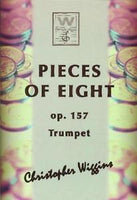 Pieces Of Eight Op. 157 Trumpet/Piano