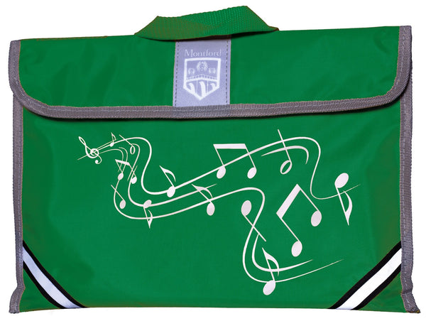 Montford (MFMC1G) Music Carrier - Green