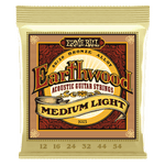 Ernie Ball Earthwood (medium-light) 80/20 bronze acoustic strings