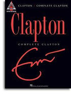 Eric Clapton: Complete Clapton - Guitar Recorded Versions