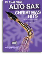 Play-Along Alto Sax: Christmas Hits