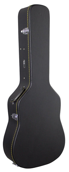 TGI Acoustic Guitar Wooden Hard Case